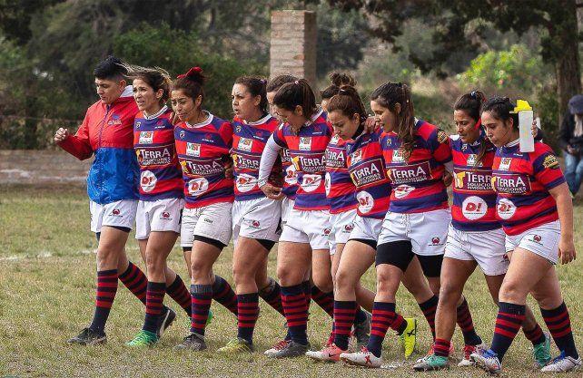 Arranca el Regional de Rugby Femenino