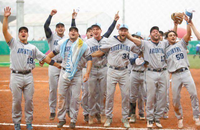 Argentina sumó dos medallas de oro