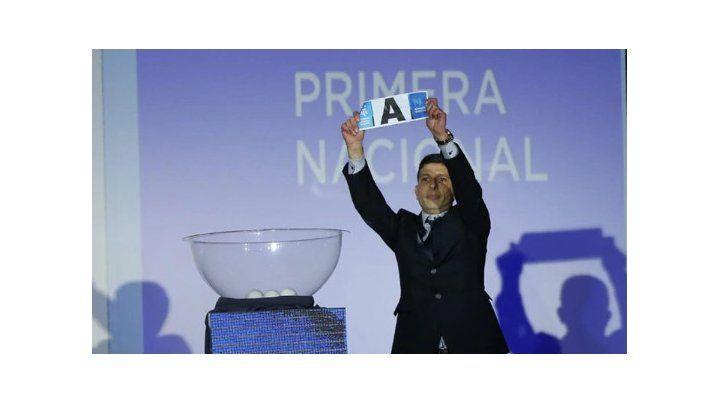 Se sorteó la Primera Nacional que tendrá 32 participantes