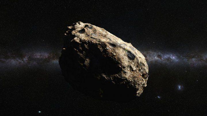 Un asteroide más grande que el Empire State se acerca a la Tierra a toda velocidad