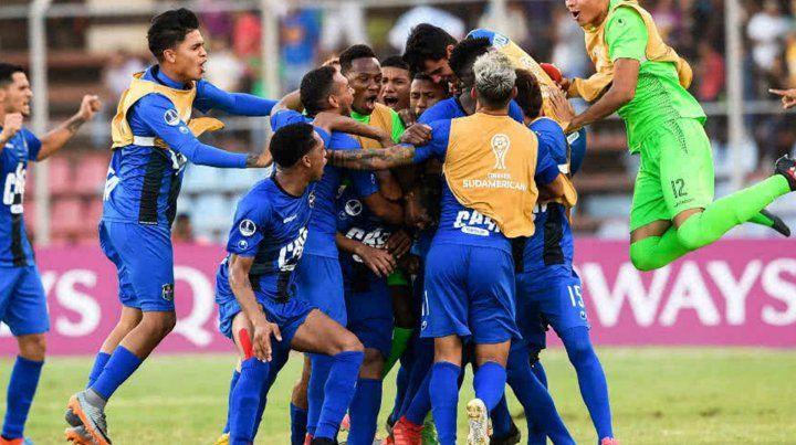 Así comenzó a palpitar Zulia el cruce contra Colón por la Copa Sudamericana