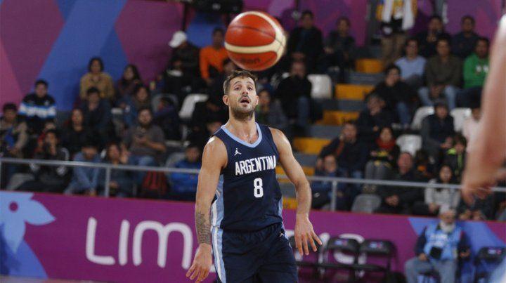 Caída Argentina en básquet en Lima 2019