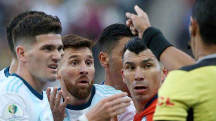 La Conmebol sancionó a Messi: tres meses de suspensión y 50.000 dólares de multa