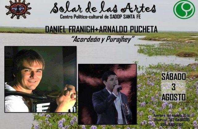 Daniel Franich, llega a Santa Fe