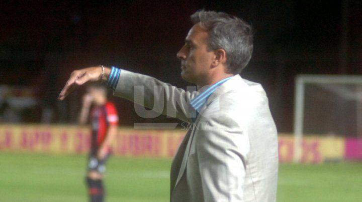 Los sorprendentes números de Pablo Lavallén en Colón