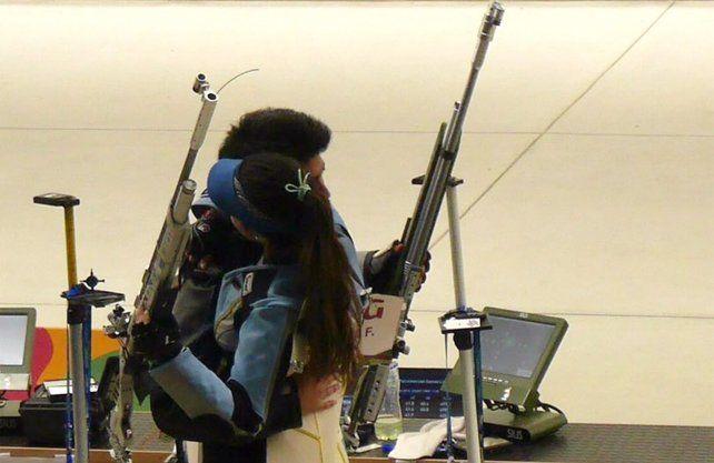 El tiro le dio otro medalla de oro a Argentina en Lima 2019