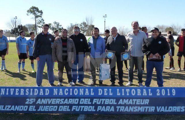 Arrancó el Clausura de Primera División de Liga Santafesina