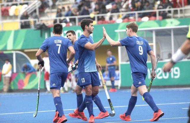 Los Leones pasaron a cuartos de final con puntaje ideal