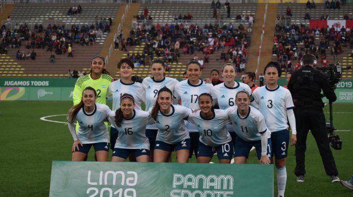 Andreozzi y Bagnis lograron plata en Lima
