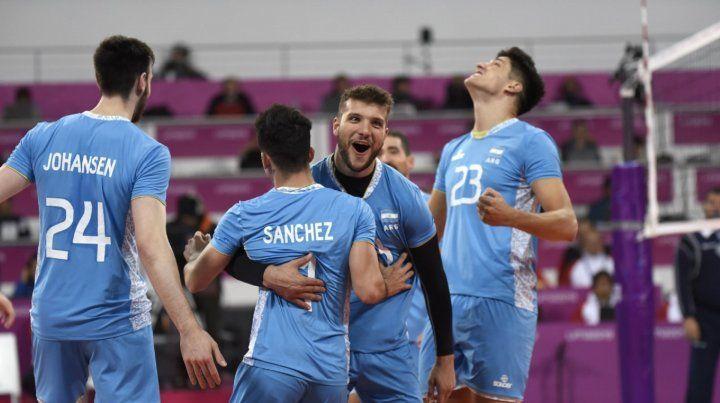 Argentina ganó y va por el oro en Lima