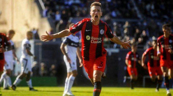 Con un gol de Bruno Pittón, San Lorenzo es líder de la Superliga