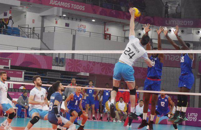 El vóley consiguió el bicampeonato en Lima