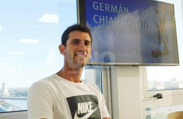 Chiaraviglio: Es un orgullo representar al país