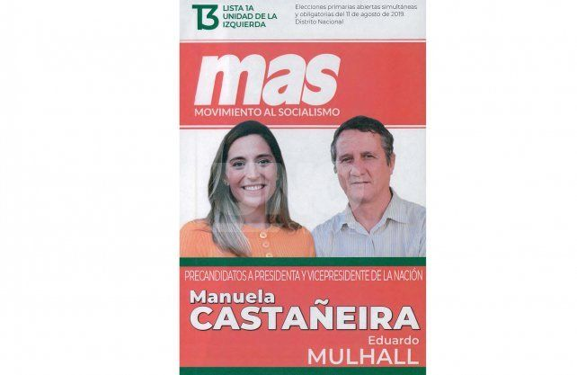 Boletas precandidatos a presidente.