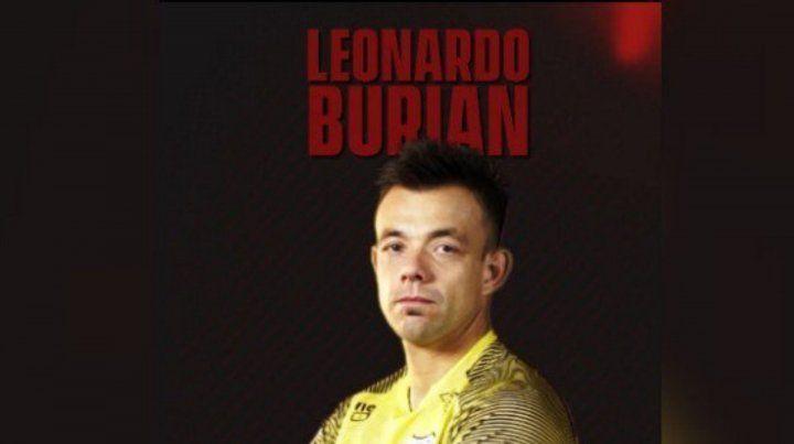 El sentido mensaje de Colón para Leonardo Burián
