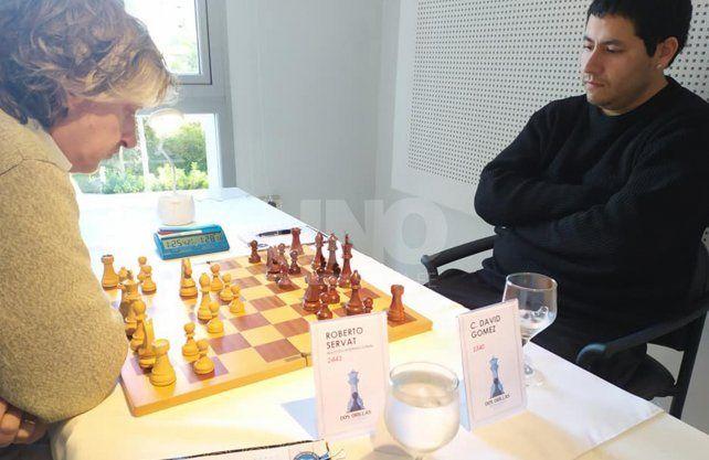 Exitosa competencia de ajedrez