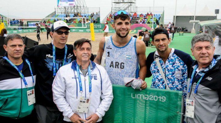 Marcado apoyo provincial a deportistas