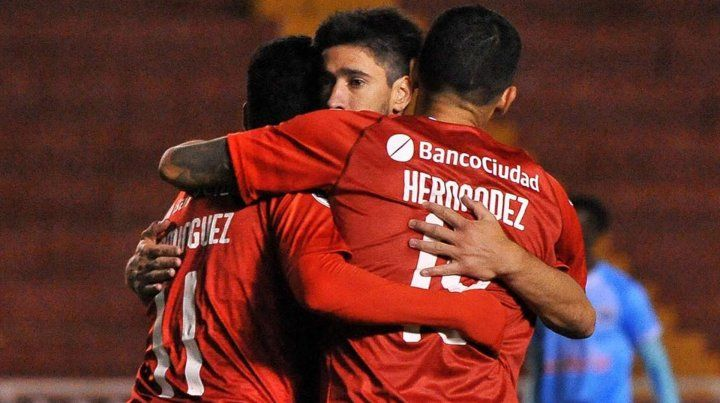 El Rojo quiere sacar ventaja ante Independiente del Valle
