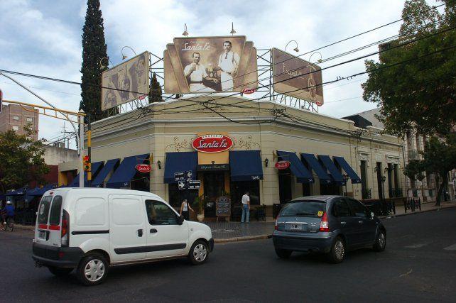 La Chopería ubicada en San Gerónimo y Bulevar Pellegrini.