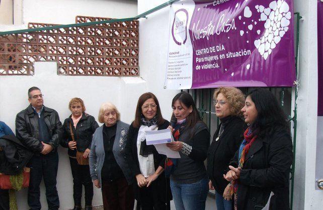 Buscan ayuda para seguir asistiendo a víctimas de violencia de género