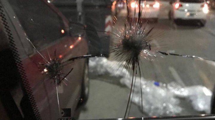 Los daños en el vehículo.