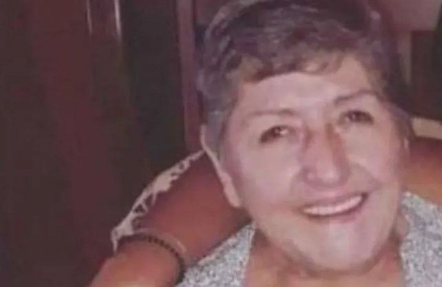 La mujer de 66 años a quien le amputaron la pierna equivocada.