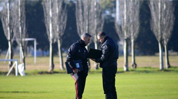 Lavallén modificaría el esquema para poblar la zona media
