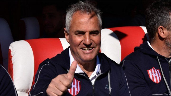 La efectividad de Leonardo Madelón en Superliga es del 50%