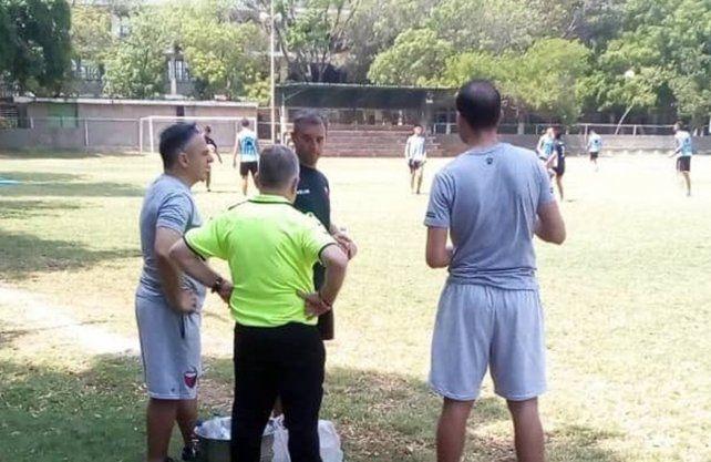 Colón prepara un equipo combativo para visitar a Zulia FC