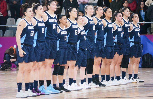 La Selección femenina de básquet quedaría eliminada por un error en la indumentaria