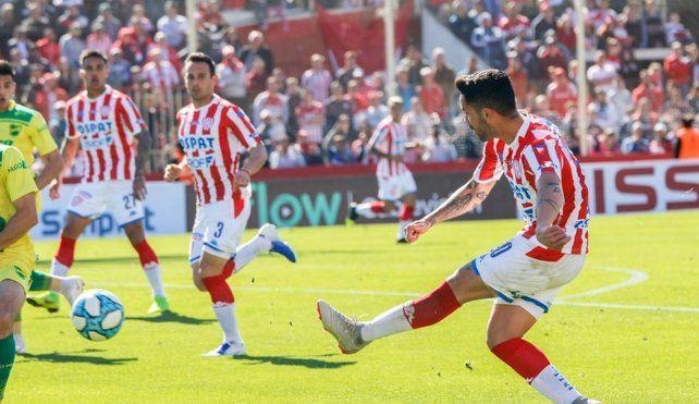 Unión juega ante Sarmiento y Madelón meterá un cambio