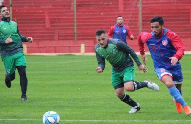 Unión no pudo con Sarmiento en el 15 de Abril
