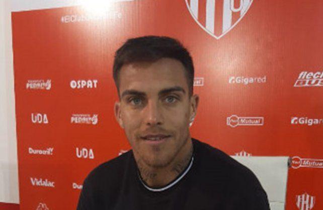Méndez: Vengo haciendo cosas para estar a la altura del club