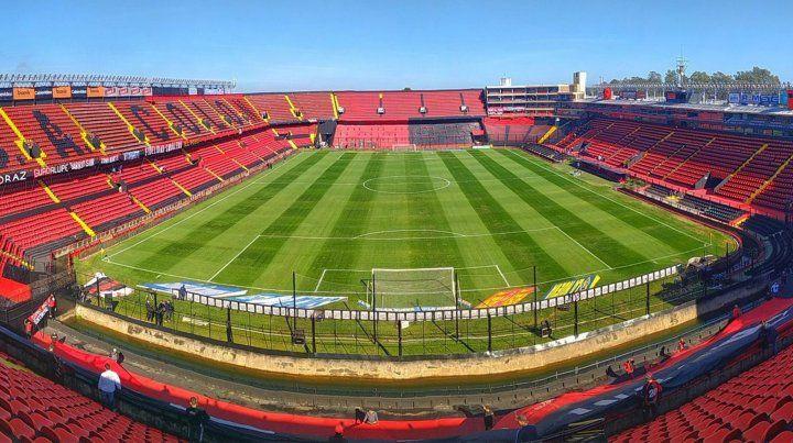 Todavía no estaría habilitada la nueva bandeja del estadio de Colón