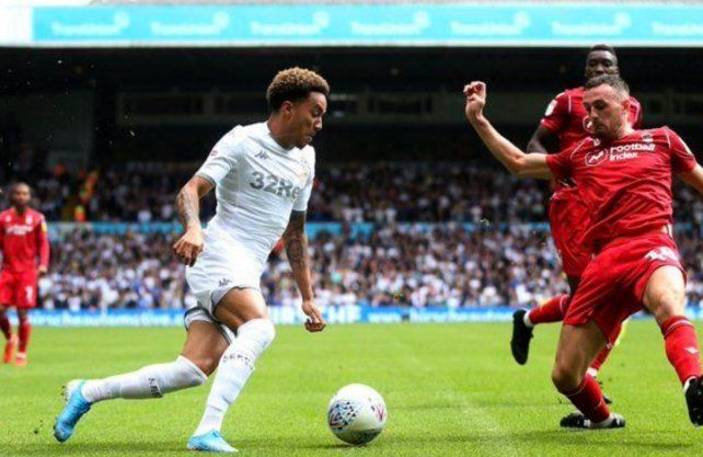 El Leeds de Bielsa no pudo en su debut como local ante Nottingham Forest