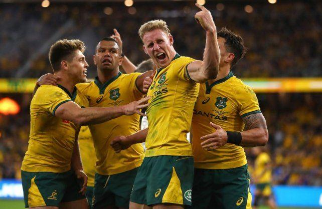 Australia se impuso con contundencia