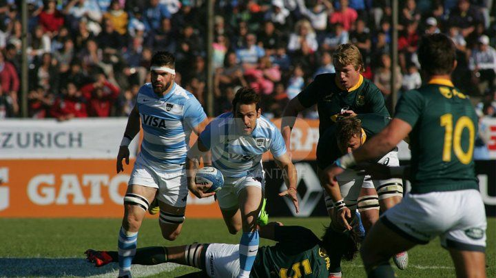 Sudáfrica dominó y se coronó campeón
