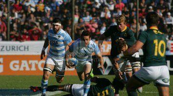 sudafrica domino y se corono campeon