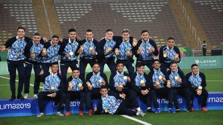 El seleccionado argentina se quedó con la de oro tras 16 años.