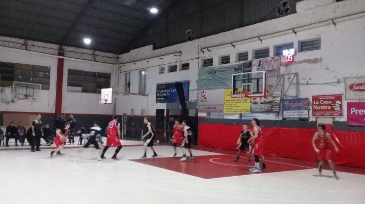 Arrancó otra edición del Torneo Dos Orillas U19