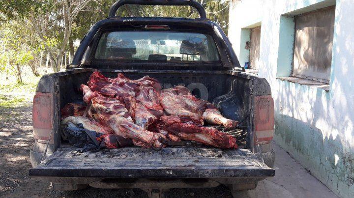 Otro cuatrero preso por robo de ganado en San Cristóbal