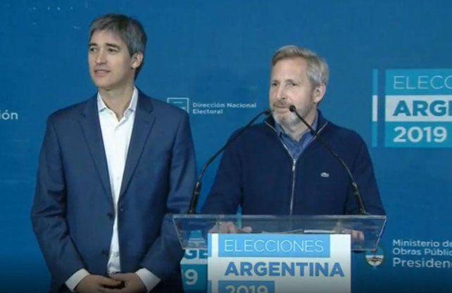 Frigerio le pidió a la oposición responsabilidad para garantizar la gobernabilidad