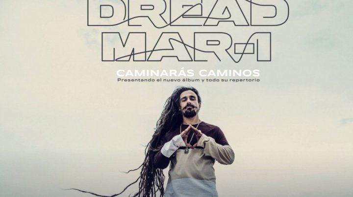 Dread Mar I presentará su último álbum, Caminarás Caminos en Santa Fe