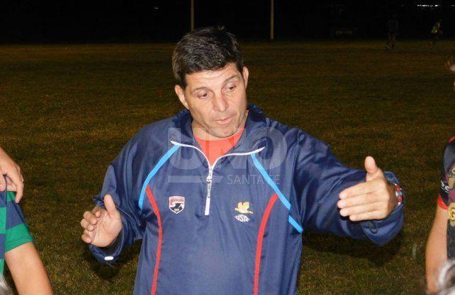 La USR designó coach del seleccionado Desarrollo