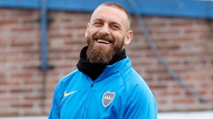 Con el debut de De Rossi, Boca busca avanzar en Copa Argentina