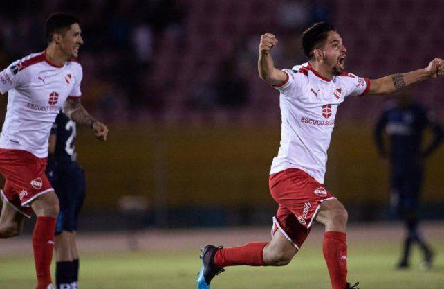 Independiente se juega el pase a semifinales en Quito
