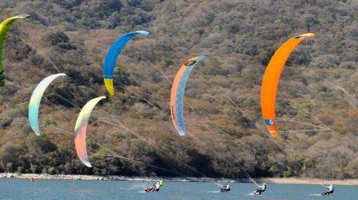 El Kite Foil pasó exitosamente por Tucumán