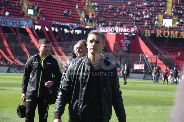 Lavallén termina de definir el equipo