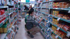 en santa fe, la inflacion de los super subio mas de 9% en agosto