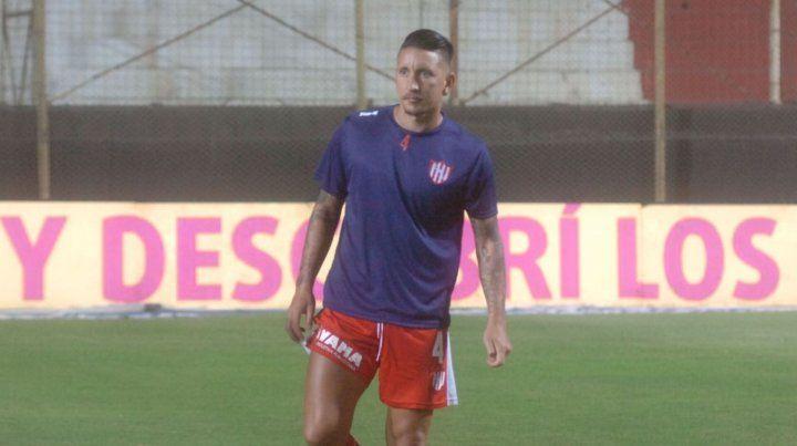 Damián Martínez, el regreso cantado en Unión para visitar a Newells
